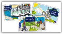 Idéobjet signe «I love Paris» pour Fleury Michon