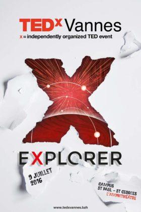 Idéobjet partenaire de TED X !